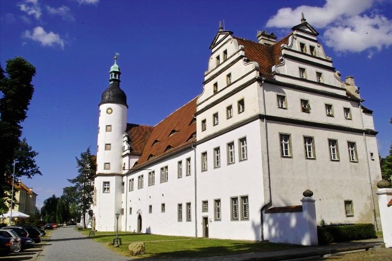 Zabeltitz Schloss Cafe